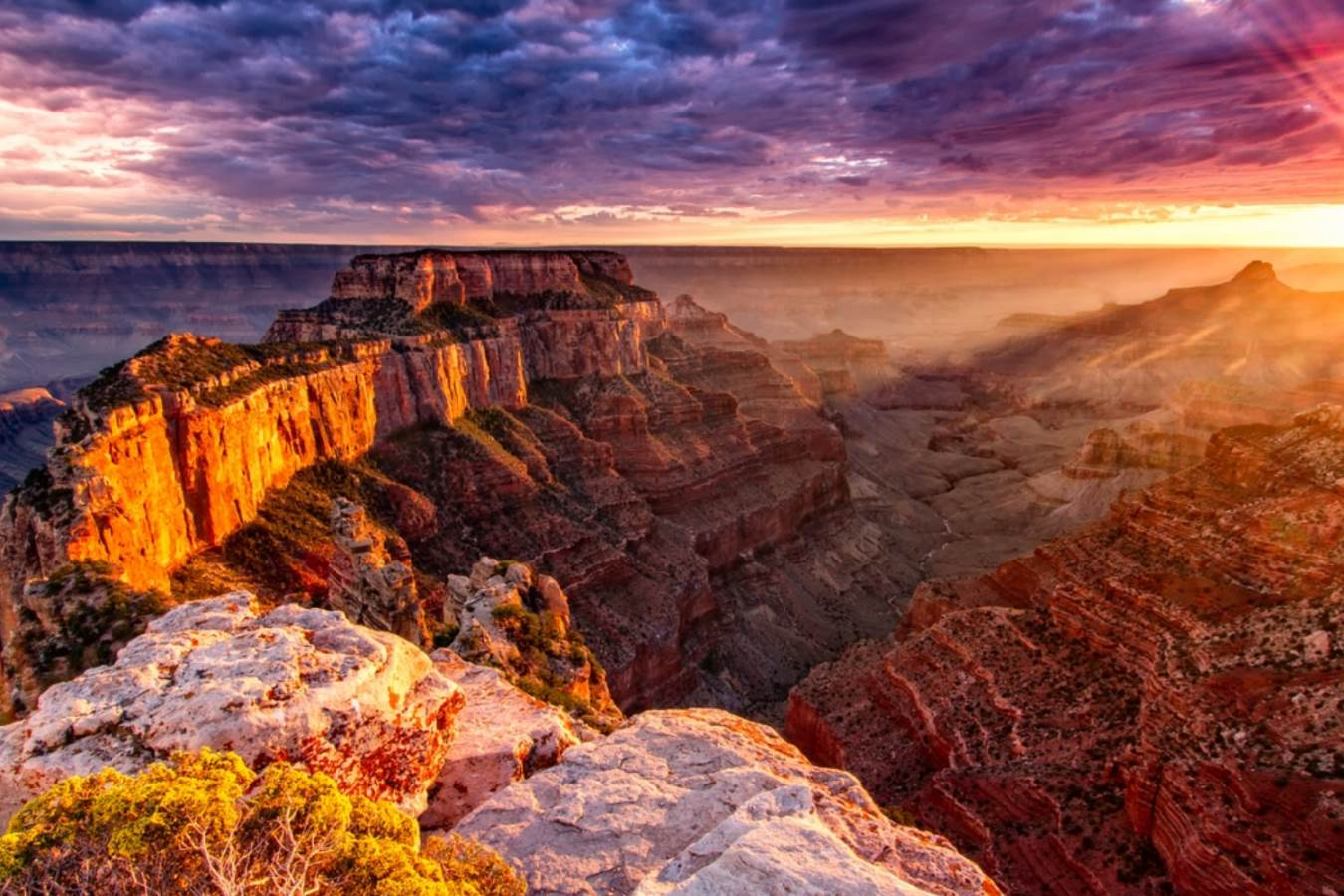 Grand Canyon South Rim Self-Guided Driving Tour