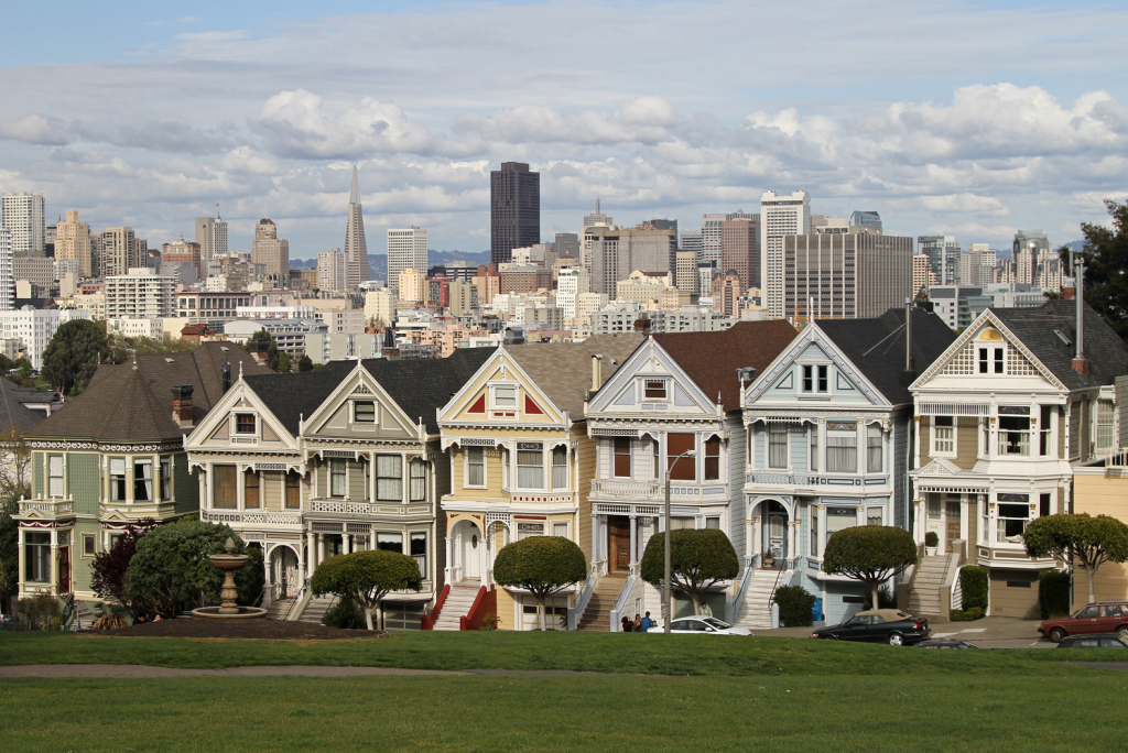 Top 7 Tourist Spots for Movie Lovers on the San Francisco Tour